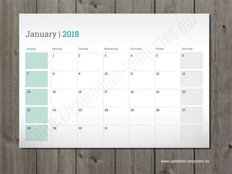 2018 planner monthly and weekly calendar an agenda organizer with calendars and inspirational motivational quotes jan 2018 jan 2019 books printable monthly planner 2018 desk wall or table pad