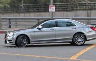 Mercedes Classe S 2014 Mercedes S Class In Pictures Car Talk Nigeria