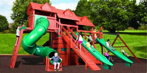 best swing sets for small yards the best outdoor play sets for small large yards the