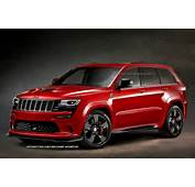 2016 Jeep Grand Cherokee SRT Hellcat