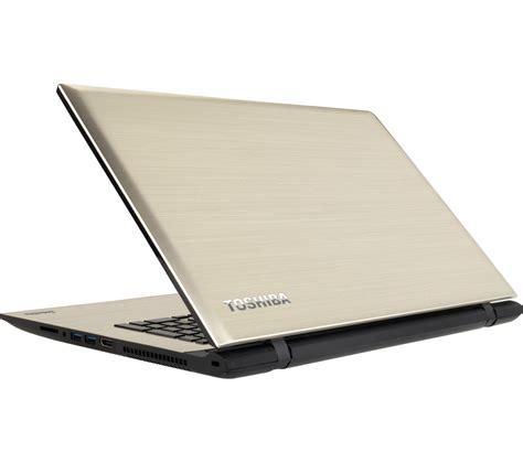 toshiba satellite l70 c 111 17 3 quot laptop satin gold 1 tb hdd 8 gb ddr3 ram new ebay