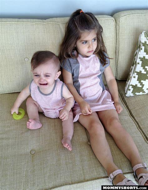 Preteen Upskirt | newly mobile babies and cranky preschoolers make terrible