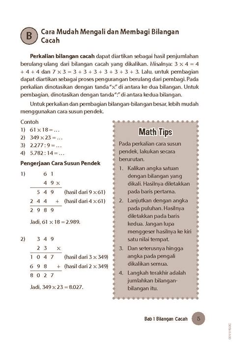 Kumpulan Rumus Fisika Dan Matematika jual buku kumpulan materi dan rumus matematika sd mi kelas