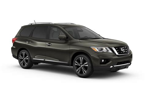 nissan pathfinder 2017 black 2017 nissan pathfinder reviews and rating motor trend