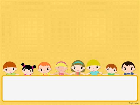 free children powerpoint templates fppt free children s day powerpoint template is a