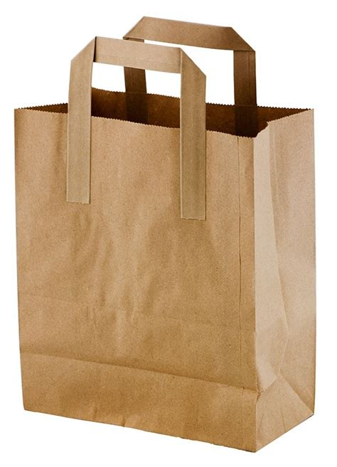 How To Make A Big Paper Bag - large brown paper bags caffe society
