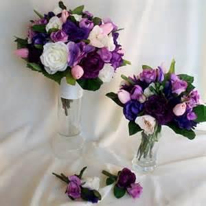 silk wedding bouquet amorebride on artfire