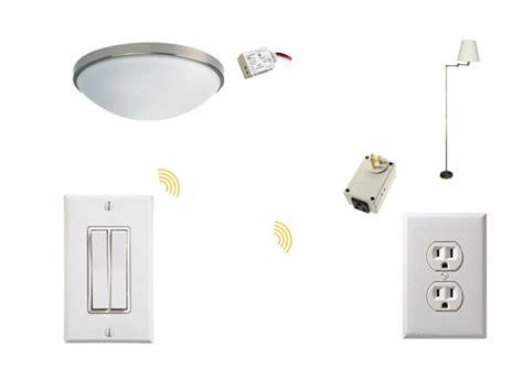 Basic Wireless Light Switch Kit by Wireless Lighting Controls Basic Switch Kit Illumra