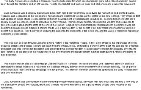 Humanism Essay by Humanism Renaissance Essay Frankensteincoursework X Fc2
