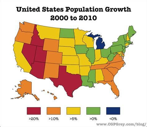 us map states size by population pin by silverton on maps