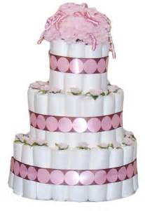 how to make diaper cakes simple step by step instructions