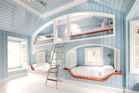 the bunk bed in the world the most beautiful bunk beds we ve seen mydomaine