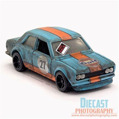 Hotwheels Datsun datsun 510 gulf racing cars datsun 510