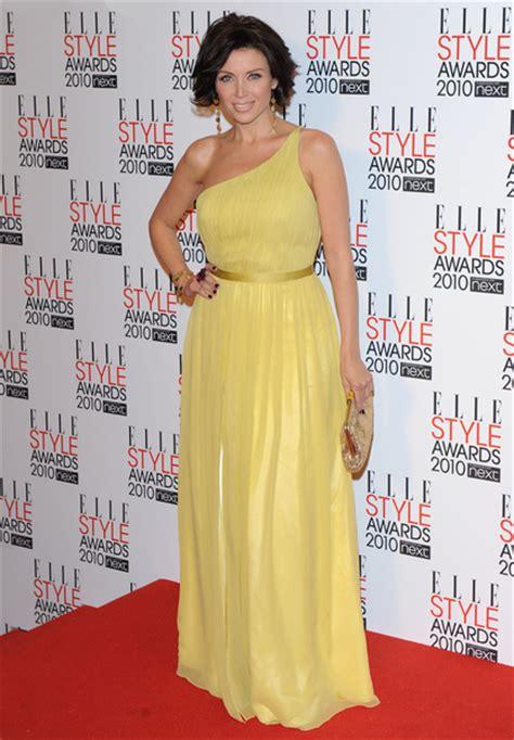 Catwalk To Carpet Danni Minogue by Dannii Minogue Pictures Style Awards 2010 Carpet