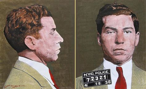 when did get color charles lucky luciano history