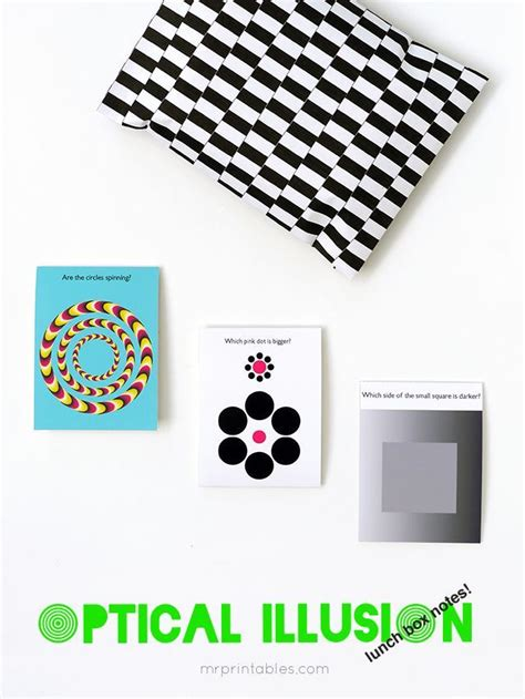 printable optical illusion puzzles 436 best mr printables images on pinterest free
