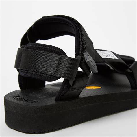 lyst suicoke depa v2 sandals in black