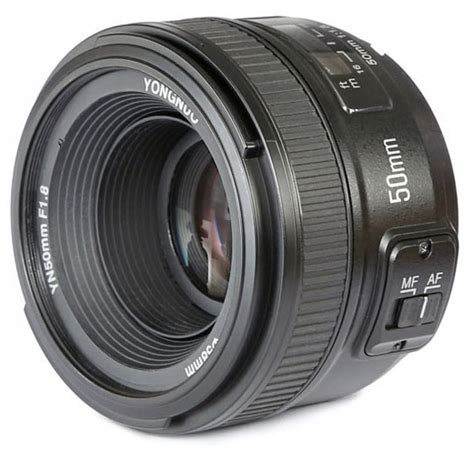 Yongnuo Yn 50mm F1 8 For Nikon yongnuo yn 50mm f1 8 lens for nikon f mount nikon rumors