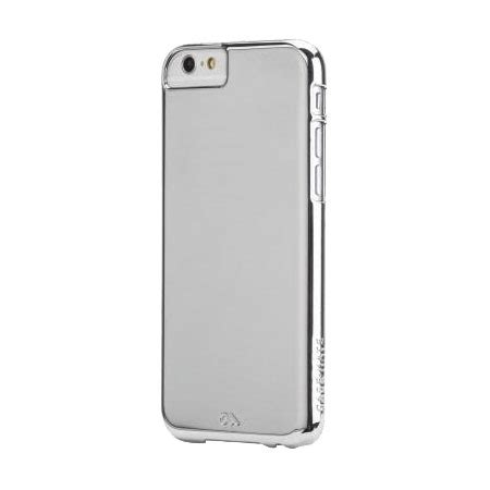 Jual Mate Casemate Barely There Iphone 6 mate barely there iphone 6s 6 silver reviews