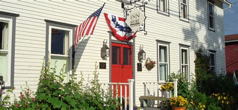 Blacksmith Inn Door County by Our Waterfront Bed And Breakfast In Baileys Harbor Wisconsin