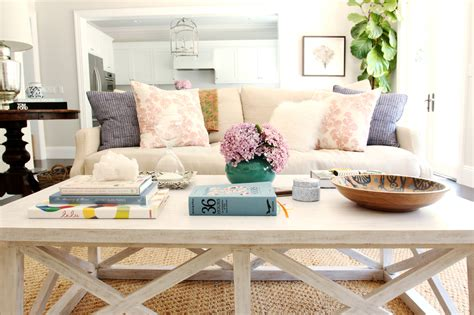 how to style a coffee table studio mcgee