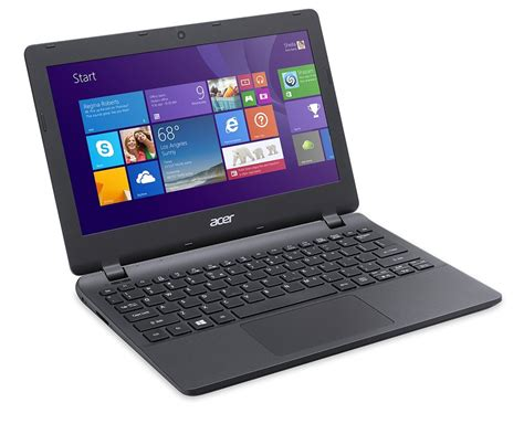 acer aspire e11 laptop now available with flash storage for 200 161