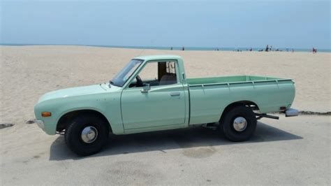 Datsun Truck For Sale by Datsun 620 Truck Vintage Green For Sale