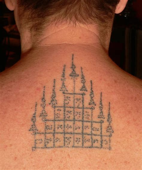 vanishing tattoo vince s thai from the buddhist temple at wat phra