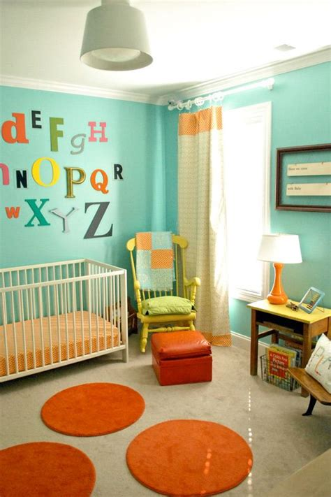 Orange Nursery Decor 25 Best Ideas About Orange Baby Nurseries On Mint Baby Nurseries Harry Potter Bed