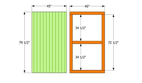 Building A Door by Shed Plans Vipbuilding Shed Door Diy Shed Plans Do It