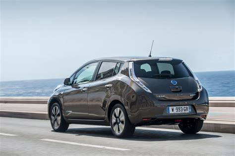 battery boost for 2016 nissan leaf increases range by 25