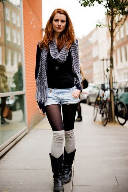ask lori should i wear the knee socks with boots
