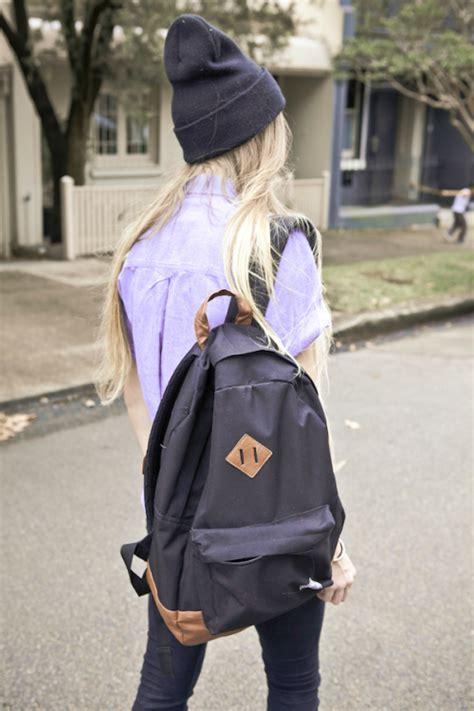 Fashion Tas Backpack Hello White herschel bag
