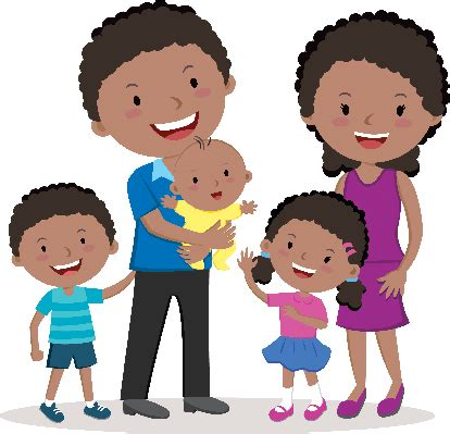 family clipart happy family portraits clipart the arts image pbs