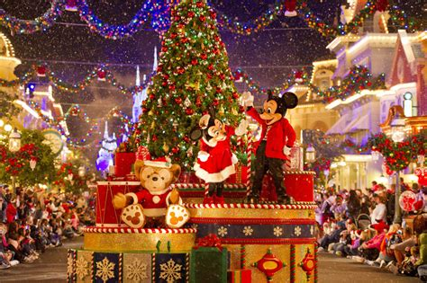 tweet you could win tickets to mickey s very merry