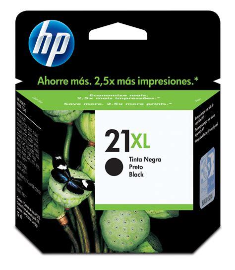 Tinta Printer Hp No 21 cartucho tinta hp 21xl c9351ce negro comprar precios