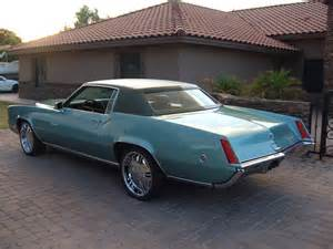 1969 Eldorado Cadillac Object Moved
