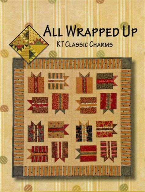 quilt pattern all wrapped up all wrapped up quilt pattern by kansas troubles quilters