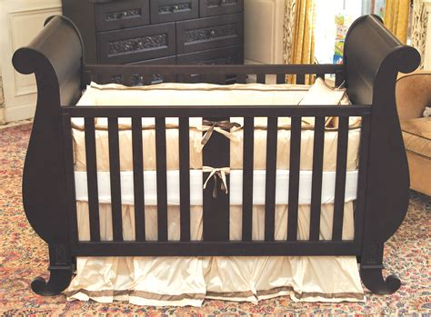 Sleigh Bed Baby Crib Baby Furniture And Baby Design Ideas Part 2