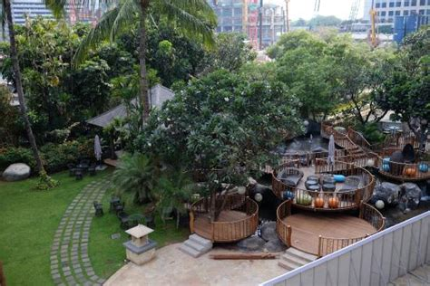 Lovely Jakarta jimbaran lovely outdoor bar picture of midplaza
