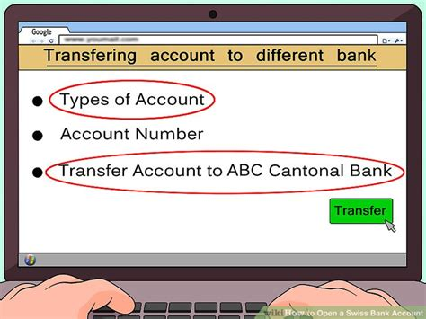 how to open a swiss bank account how to open a swiss bank account with pictures wikihow