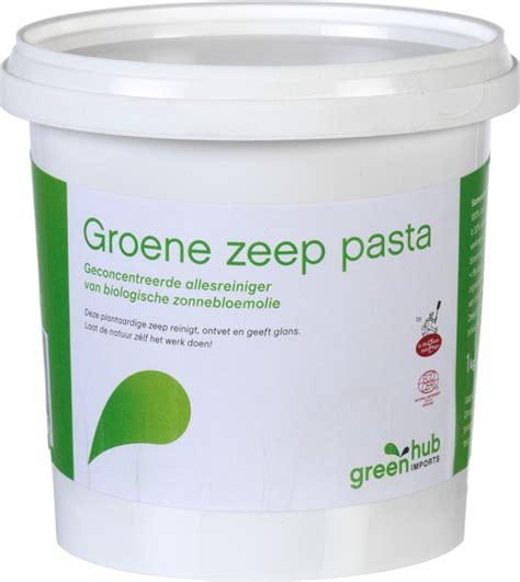 zeep groene cementsluier groene zeep