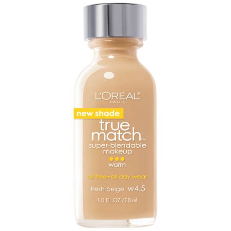 l oreal true match foundation review swatches fs fashionista
