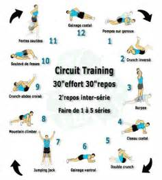 circuit at home workout chest sixpack legs