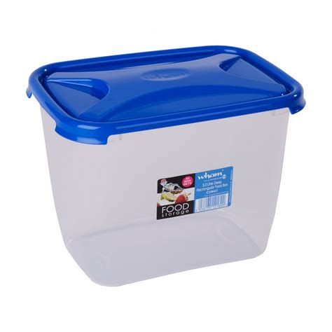 container cuisine buy 3 2l plastic food container with lid