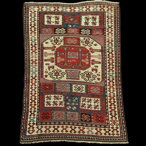 tappeto caucasico tappeto caucasico antico kazak 8 carpetbroker