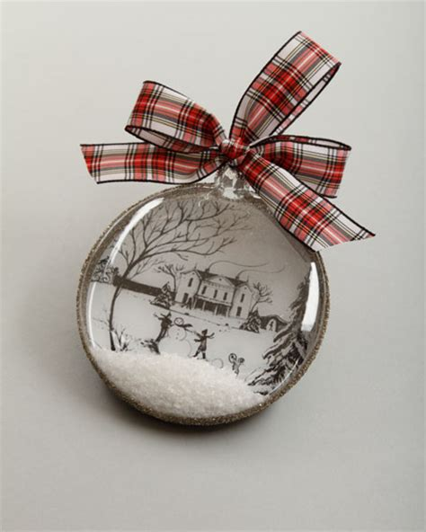 juliska christmas trees juliska country estate ruby quot winter house quot ornament