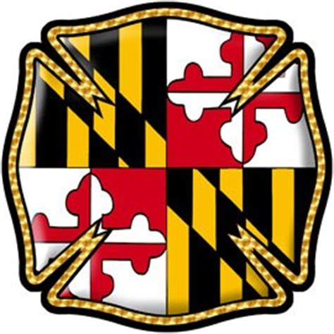 Home Decor Department Stores by Maryland Fire Maltese Firefighter Decals And Fire