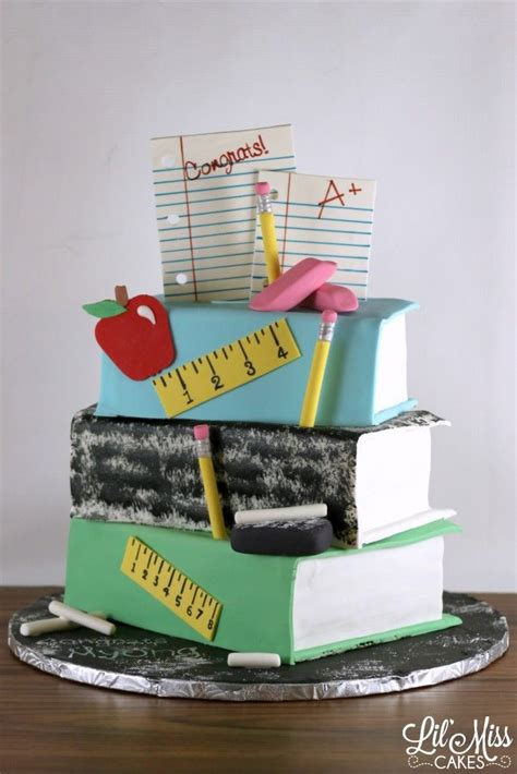 book stacking ideas 17 best ideas about retirement cakes on pinterest