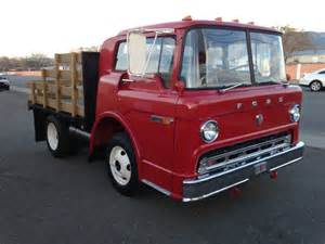 Ford Cabover Bangshift Ford C 750 Cab
